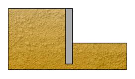 Soldier Pile Wall Design Excavation Design Fine